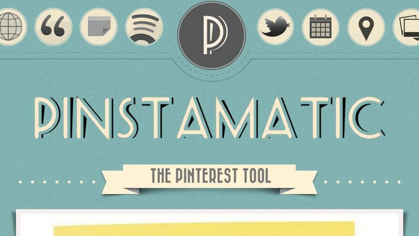 pinstamatic pinterest para empresas